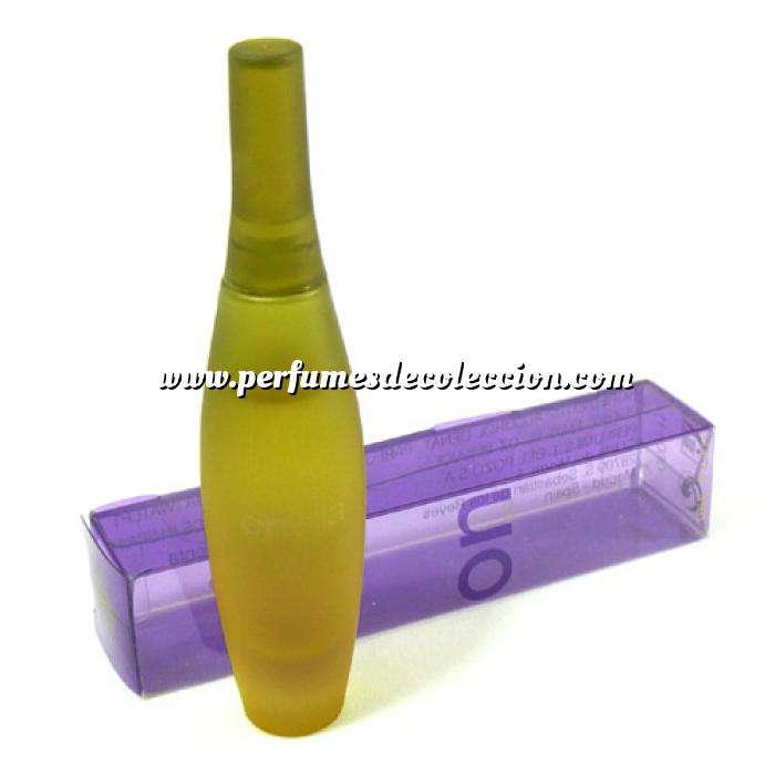 Imagen -Mini Perfumes Mujer On Ella Eau de Toilette by Jesús del Pozo 4ml. Caja Defectuosa (Últimas Unidades)