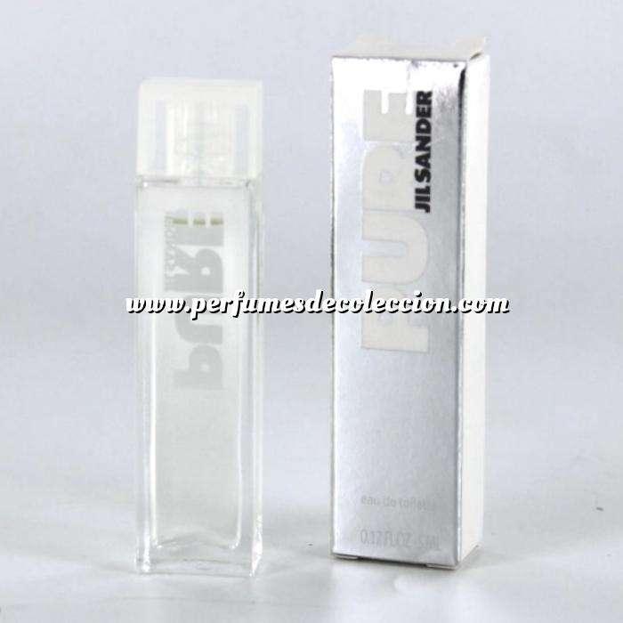 Imagen -Mini Perfumes Mujer Pure Jil Sander Eau de Toilette by Jil Sander 5ml. (Últimas Unidades)
