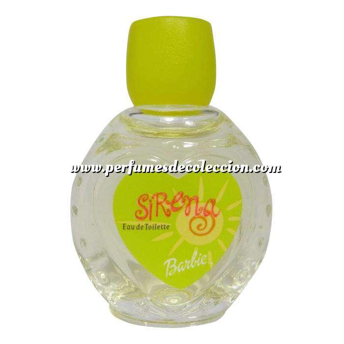 Imagen -Mini Perfumes Mujer Sirena de Barbie 5ml SIN CAJA (Últimas Unidades)