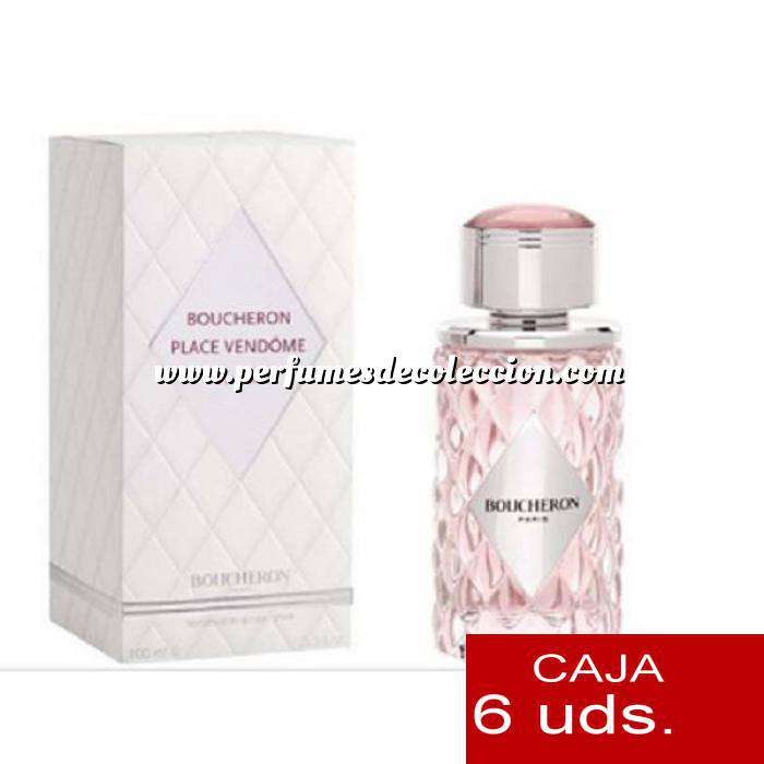 Imagen .PACKS PARA BODAS Place Vêndome Eau de Parfum by Boucheron 4,5ml. PACK 6 UNIDADES