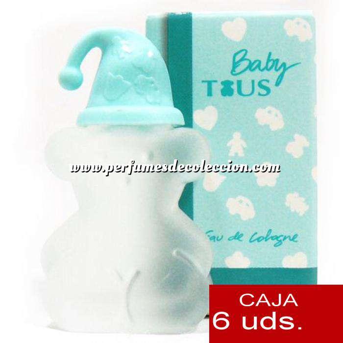 Imagen .PACKS PARA BODAS Tous Baby 4.5 ml by Tous PACK 6 UNIDADES (Últimas Unidades)
