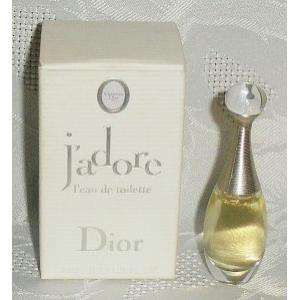 Mini Perfumes Mujer - J´Adore EDT by Christian Dior 4ml. (Últimas Unidades)