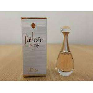 Mini Perfumes Mujer - J´Adore in Joy EDT by Christian Dior 4ml. (Últimas Unidades)