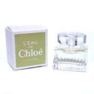 Mini Perfumes Mujer - L Eau de Chloé Eau de Toilette by Chloé 5ml. (Últimas Unidades)