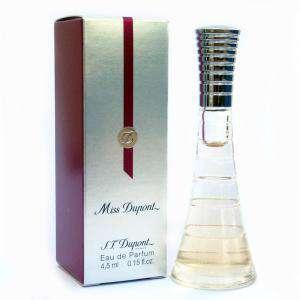Imagen Mini Perfumes Mujer Miss Dupont Eau de Parfum by S.T.Dupont 4.5ml. (Últimas Unidades)