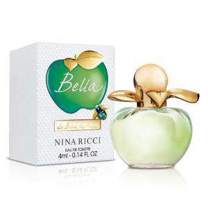 Mini Perfumes Mujer - Nina Bella Eau de Parfum by Nina Ricci 4ml. (Últimas Unidades)