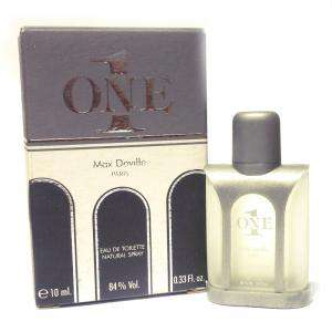 Mini Perfumes Mujer - One Eau de Toilette by Max Deville 10ml. (Últimas Unidades)