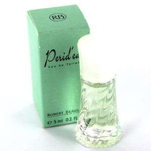 Mini Perfumes Mujer - Perid Eau de Toilette by Robert Beaulieu 5ml. (Últimas Unidades)