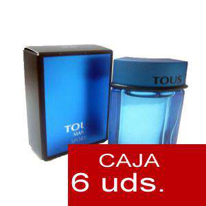 Tous Mujer - Tous Man Sport 4.5 ml Pack 6 uds.