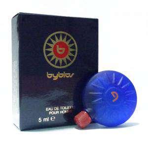 -Mini Perfumes Hombre - Byblos Uomo Eau de Toilette para hombre by Diana de Silva 5ml. (IDEAL COLECCIONISTAS) (Últimas Unidades)