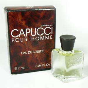 -Mini Perfumes Hombre - Capucci pour Homme Eau de Toilette by Roberto Capucci 7ml. (Últimas Unidades)