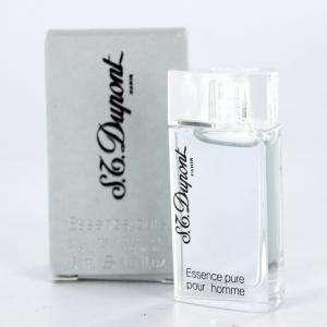 -Mini Perfumes Hombre - S.T. Dupont ESSENCE PURE Pour Homme Eau de Toilette by S.T. Dupont 5ml.(Ideal Coleccionistas) (Últimas Unidades)
