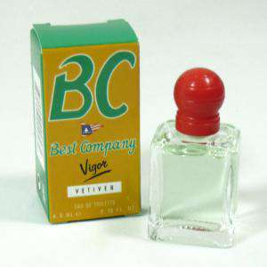 -Mini Perfumes Mujer - Best Company Vigor Vetiver Eau de Toilette 4.5ml. (Ideal Coleccionistas) (Últimas Unidades)