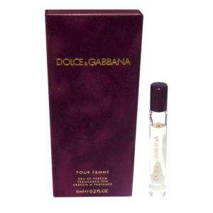 -Mini Perfumes Mujer - Dolce & Gabbana pour femme - Eau Parfum (Últimas Unidades)
