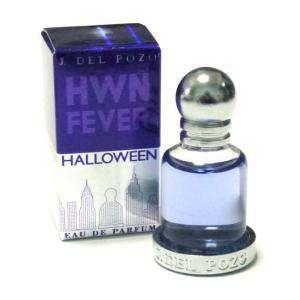 -Mini Perfumes Mujer - Halloween Fever Eau de Parfum de Jesús del Pozo 4.5 ml