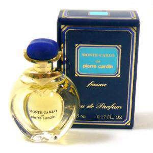 -Mini Perfumes Mujer - Monte Carlo Eau de Parfum by Pierre Cardin 5ml. (Últimas Unidades)