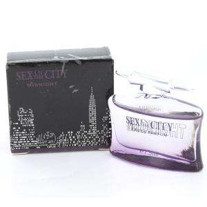 -Mini Perfumes Mujer - Sex In the city - Midnight Eau de Parfum 7,5ml. by InStyle (IDEAL COLECCIONISTAS) (Últimas Unidades)