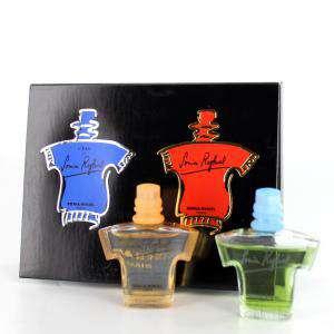 -Mini Perfumes Mujer - Sonia Rykiel PACK de 2 (L Eau más Eau de Toilette) by Sonia Rykiel 7.5ml./ud. (ROJO más AZUL) (Últimas Unidades)