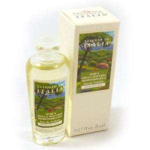 -Mini Perfumes Mujer - Viaggio in Italia Acqua della Macchia Mediterranea 8ml.(Ideal Coleccionistas) (Últimas Unidades)