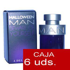 .PACKS PARA BODAS - Halloween Man Beware Of Yourself de Jesús del Pozo 4ml. PACK 6 UNIDADES