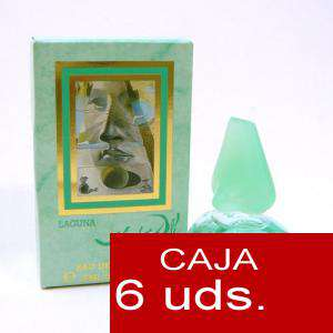 .PACKS PARA BODAS - Laguna Eau de Toilette by Salvador Dalí 5ml. PACK 6 UNIDADES