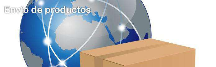Puerta de Europa - Envío de productos