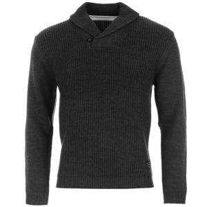 Jerseys Pierre Cardin - Jersey GRIS con PICO de camiseta BLANCA - Pierre Cardin Talla XXL (Últimas Unidades)