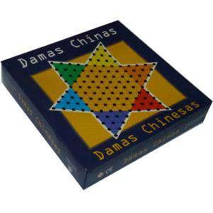 Mini Juegos - Damas Chinas - Mini juego (PDE) (Últimas Unidades)