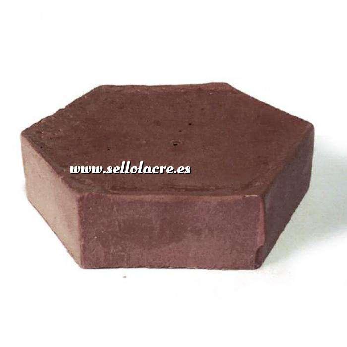 Imagen Pastillas Profesionales Pastilla Lacre Profesional 500gr Granate Burdeos