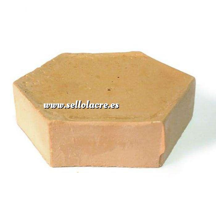 Imagen Pastillas Profesionales Pastilla Lacre Profesional 500gr Ocre