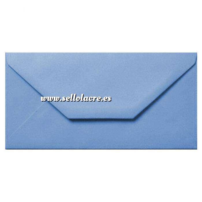 Imagen Sobre Americano DL 110x220 Sobre Azulon DL