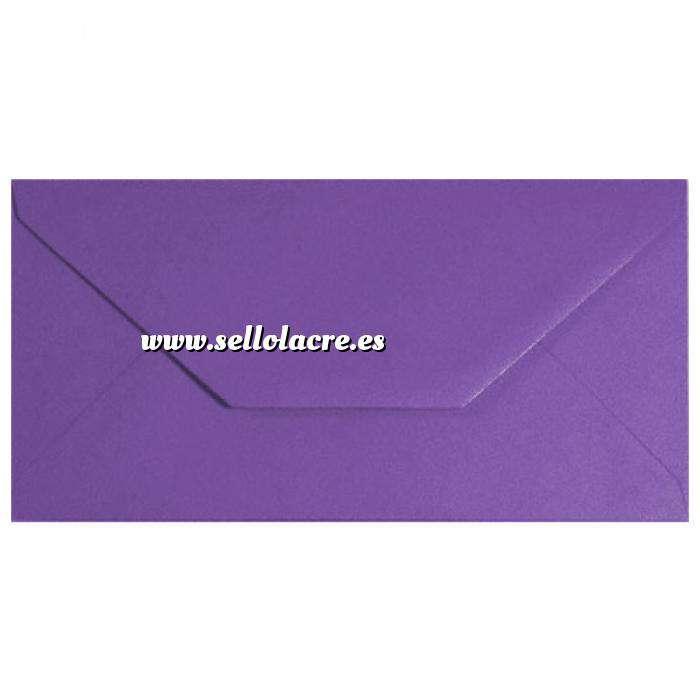 Imagen Sobre Americano DL 110x220 Sobre Morado DL (Púrpura)