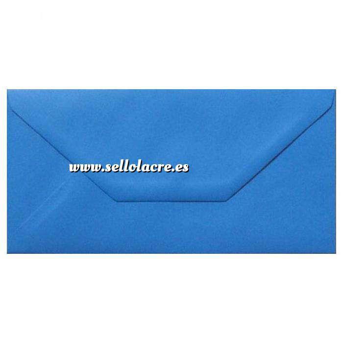 Imagen Sobre Americano DL 110x220 Sobre azul DL