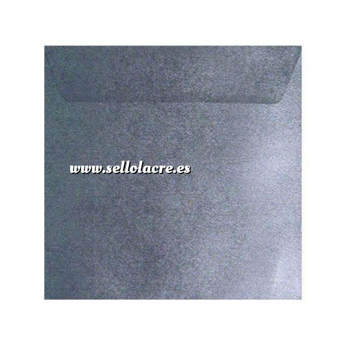 Imagen Sobres Cuadrados Sobre textura negro Cuadrado