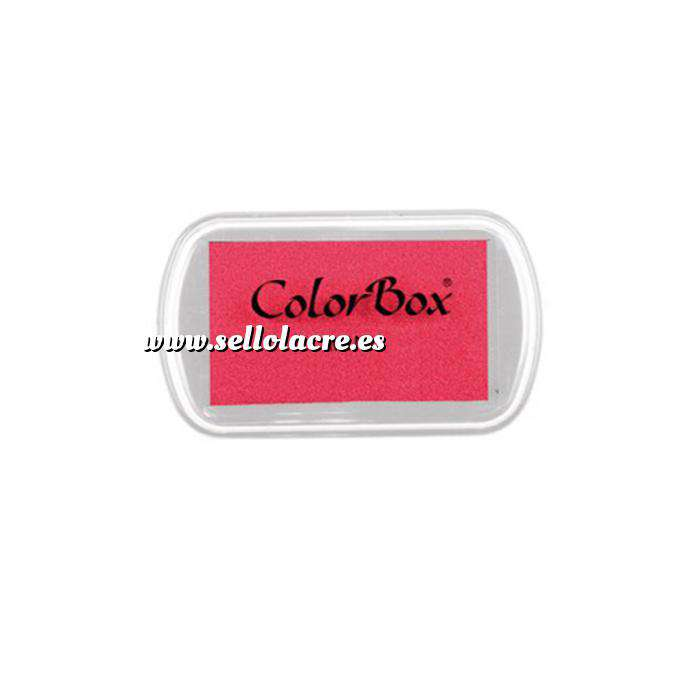Imagen Tampones de TINTA MINI TAMPON COLORBOX ROSA PINK