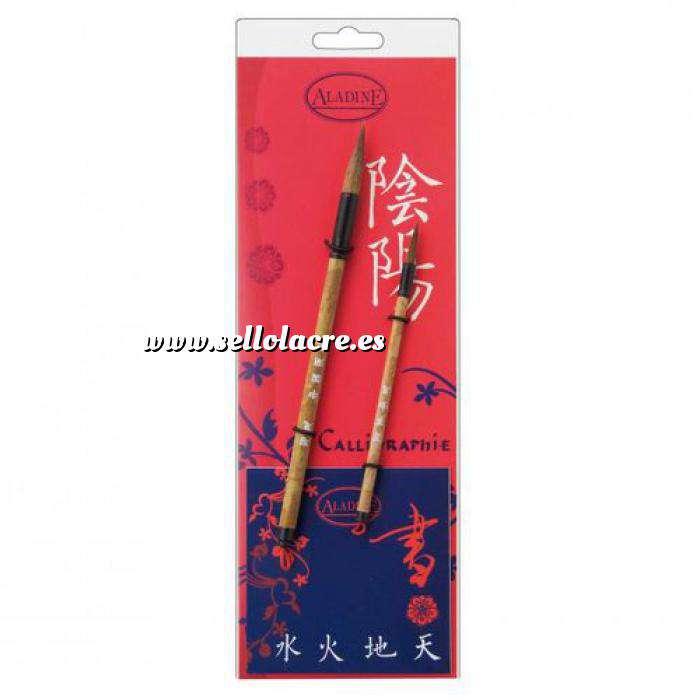 Imagen Útiles de Caligrafía BLISTER PARA LA ESCRITURA CHINA