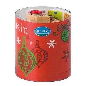 Kits Infantiles y Bautizo - Sellos Navidad 2. Incluye 15 diseños y 1 tampón negro (Descatalogado) (ultimas uds) (Últimas Unidades)