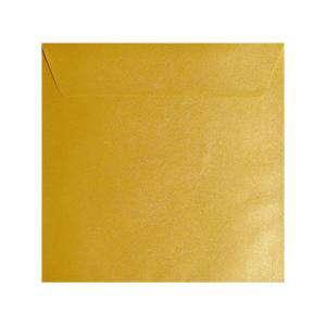 Sobres Cuadrados - Sobre textura amarillo Cuadrado