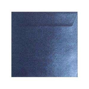 Sobres Cuadrados - Sobre textura azul Cuadrado (Azul Real)