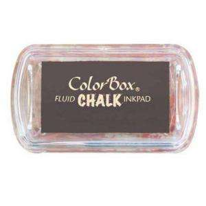 Tampones de TINTA - MINI TAMPON CHALK COLOR CARBÓN - ULTIMAS UDS (Últimas Unidades)
