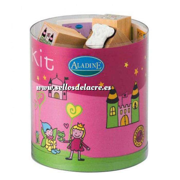 Imagen Kits 15 sellos KIT 15 SELLOS EN EL PAIS DE LAS HADAS (Últimas Unidades)