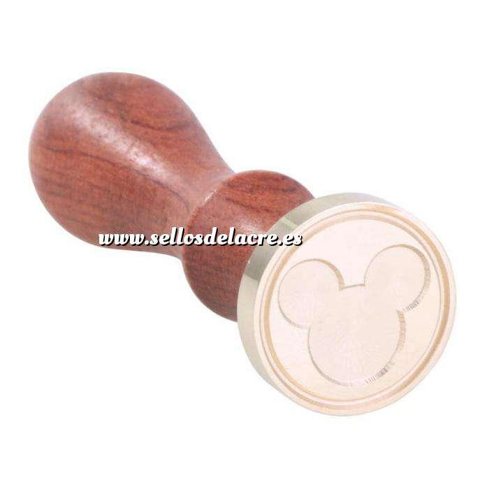 Imagen Símbolos Sello lacre mango largo - INFANTIL - Mickey(Últimas Unidades)