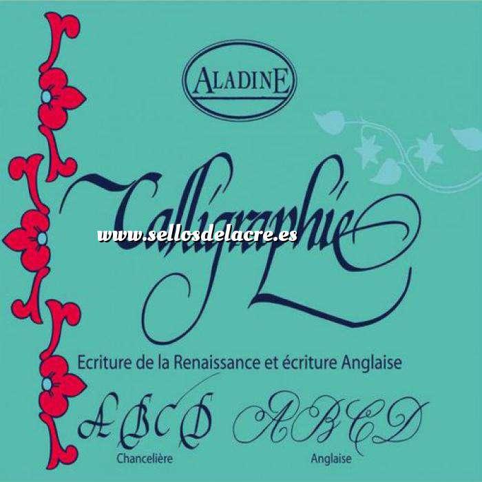 Imagen Útiles de Caligrafía CUADERNO DE CALIGRAFIA INGLESA