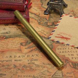 Barras para pistola - Barra Lacre 10mm Flexible Pistola DORADO VERDOSO METALIZADO (Últimas Unidades)