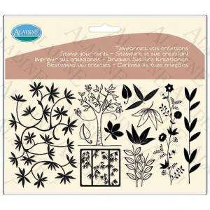 Otros - Sellos árboles y hojas (Descatalogado) (ultimas uds) (Últimas Unidades)