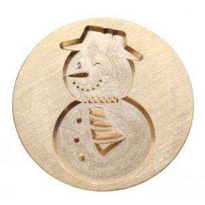 Imagen Símbolos Sello lacre mango largo - NAVIDAD -Muñeco de nieve(Últimas Unidades)