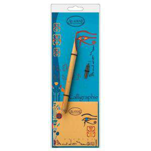 Útiles de Caligrafía - BLISTER PARA LA ESCRITURA EGIPCIA