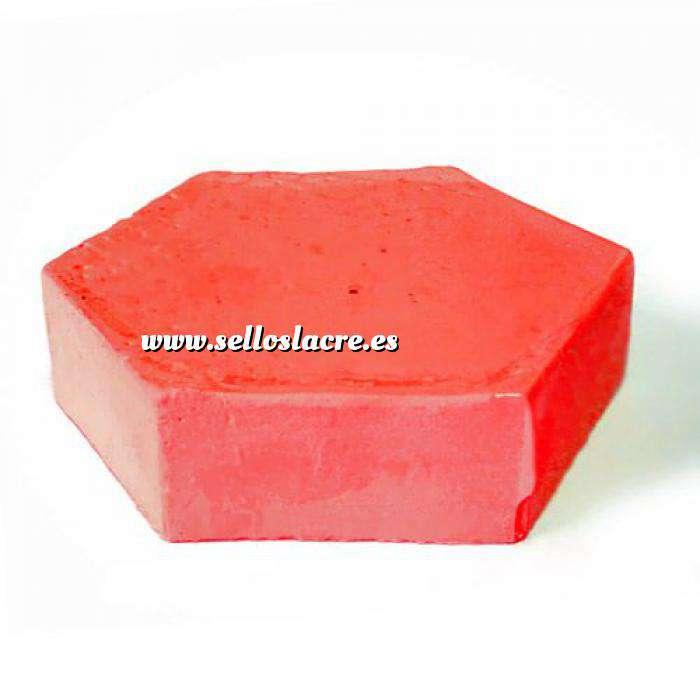 Imagen Pastillas Profesionales Pastilla Lacre Profesional 500gr Rojo