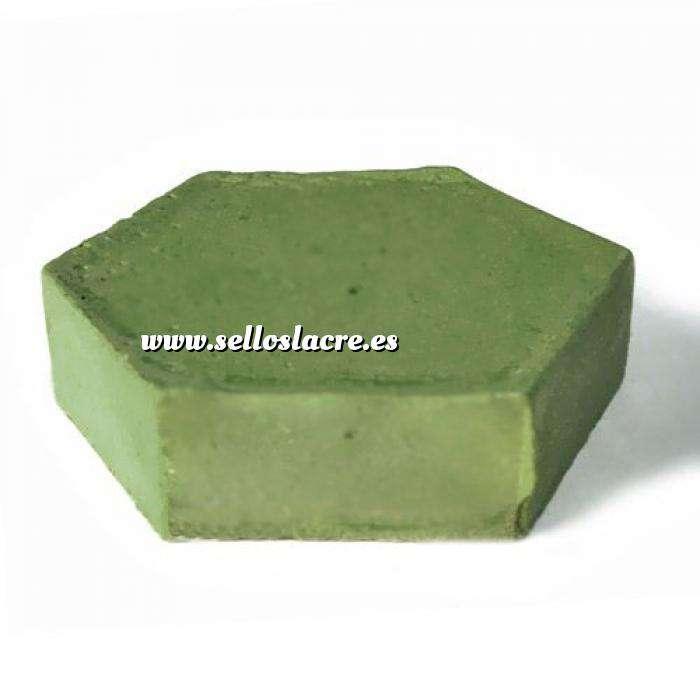 Imagen Pastillas Profesionales Pastilla Lacre Profesional 500gr Verde