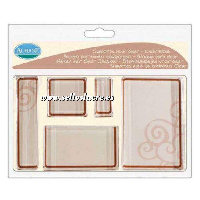 Imagen Sellos Intercambiables Soporte para sellos intercambiables (Últimas Unidades)